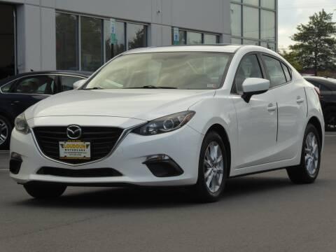 2014 Mazda MAZDA3 for sale at Loudoun Used Cars - LOUDOUN MOTOR CARS in Chantilly VA