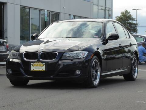 2010 BMW 3 Series for sale at Loudoun Used Cars - LOUDOUN MOTOR CARS in Chantilly VA
