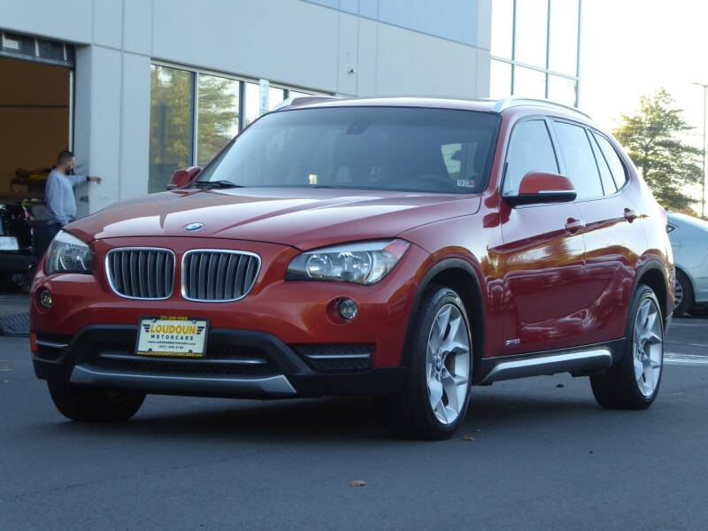 2013 BMW X1 for sale at Loudoun Used Cars - LOUDOUN MOTOR CARS in Chantilly VA