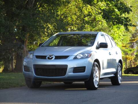 2007 Mazda CX-7 for sale at Loudoun Used Cars in Leesburg VA