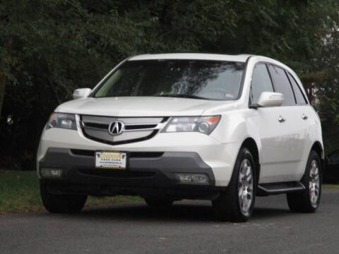2009 Acura MDX for sale at Loudoun Used Cars in Leesburg VA
