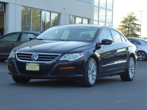 2011 Volkswagen CC for sale at Loudoun Used Cars - LOUDOUN MOTOR CARS in Chantilly VA