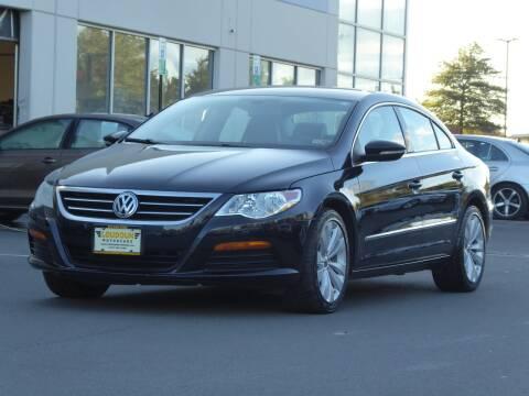 2011 Volkswagen CC for sale at Loudoun Used Cars - LOUDOUN MOTOR CARS in Chantilly VA