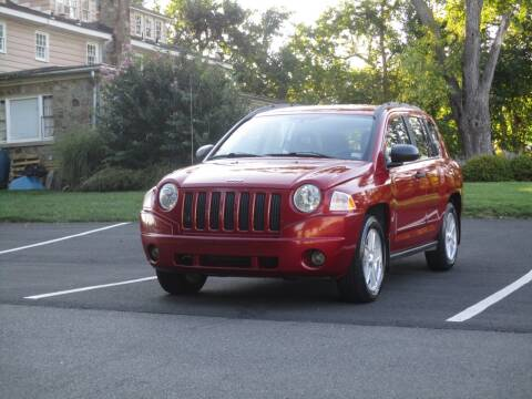 2008 Jeep Compass for sale at Loudoun Used Cars in Leesburg VA