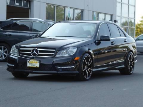 2013 Mercedes-Benz C-Class for sale at Loudoun Used Cars - LOUDOUN MOTOR CARS in Chantilly VA