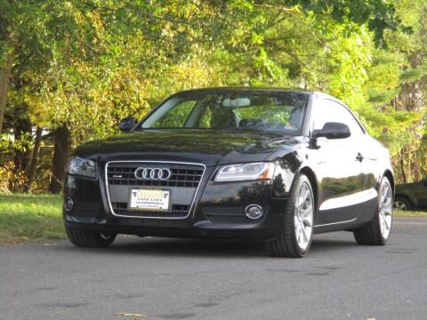 2012 Audi A5 for sale at Loudoun Used Cars in Leesburg VA