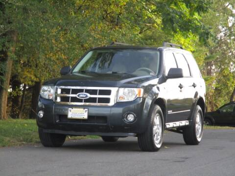 2008 Ford Escape for sale at Loudoun Used Cars in Leesburg VA