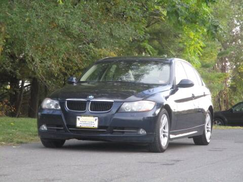 2008 BMW 3 Series for sale at Loudoun Used Cars in Leesburg VA