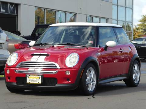 2005 MINI Cooper for sale at Loudoun Used Cars - LOUDOUN MOTOR CARS in Chantilly VA