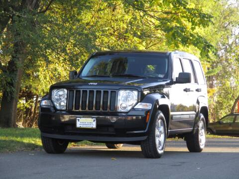 2011 Jeep Liberty for sale at Loudoun Used Cars in Leesburg VA