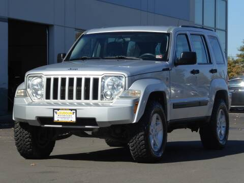 2012 Jeep Liberty for sale at Loudoun Used Cars - LOUDOUN MOTOR CARS in Chantilly VA