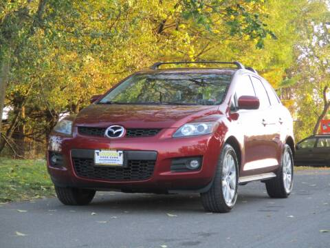 2008 Mazda CX-7 for sale at Loudoun Used Cars in Leesburg VA