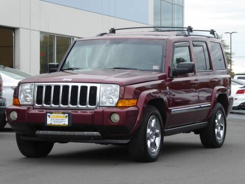 2007 Jeep Commander for sale at Loudoun Used Cars in Leesburg VA