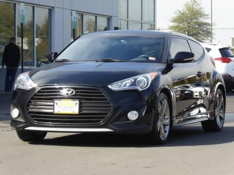 2013 Hyundai Veloster for sale at Loudoun Used Cars - LOUDOUN MOTOR CARS in Chantilly VA