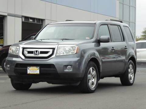 2011 Honda Pilot for sale at Loudoun Used Cars - LOUDOUN MOTOR CARS in Chantilly VA