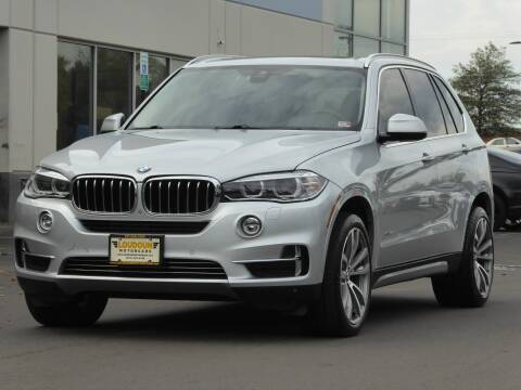 2015 BMW X5 for sale at Loudoun Used Cars - LOUDOUN MOTOR CARS in Chantilly VA