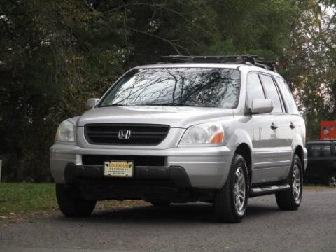 2004 Honda Pilot for sale at Loudoun Used Cars in Leesburg VA