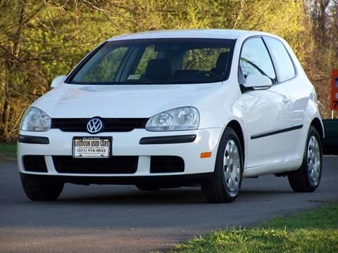 2007 Volkswagen Rabbit for sale in Leesburg, VA