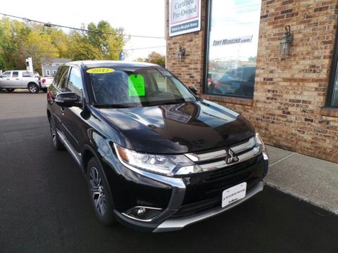 2017 Mitsubishi Outlander for sale in Clifton Park, NY