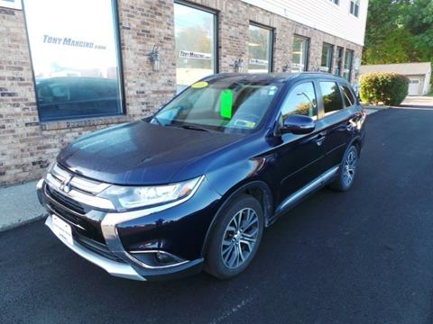 2016 Mitsubishi Outlander for sale in Clifton Park, NY