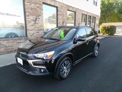 2016 Mitsubishi Outlander Sport for sale in Clifton Park, NY