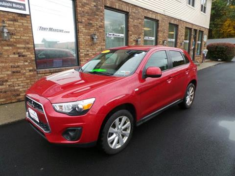 2014 Mitsubishi Outlander Sport for sale in Clifton Park, NY