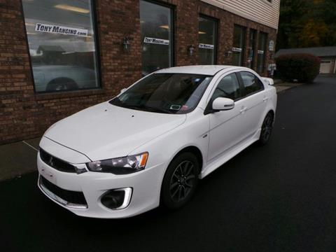 2017 Mitsubishi Lancer for sale in Clifton Park, NY