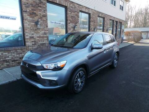 2017 Mitsubishi Outlander Sport for sale at The King of Credit in Clifton Park NY