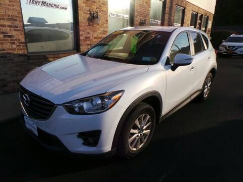 2016 Mazda CX-5 for sale at The King of Credit in Clifton Park NY