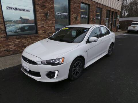2017 Mitsubishi Lancer for sale at The King of Credit in Clifton Park NY