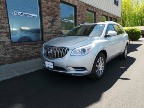 2017 Buick Enclave for sale at The King of Credit in Clifton Park NY