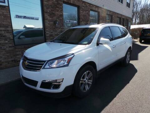 2015 Chevrolet Traverse for sale at The King of Credit in Clifton Park NY