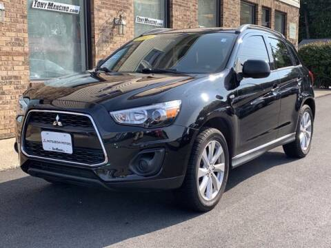 2015 Mitsubishi Outlander Sport for sale at The King of Credit in Clifton Park NY