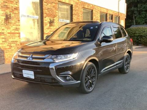 2018 Mitsubishi Outlander for sale at The King of Credit in Clifton Park NY