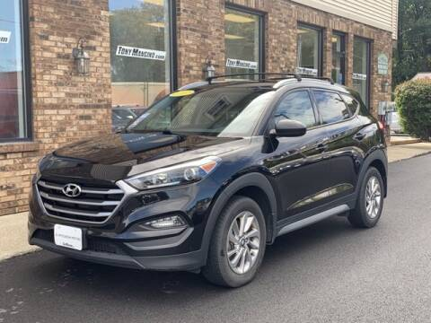 2017 Hyundai Tucson for sale at The King of Credit in Clifton Park NY
