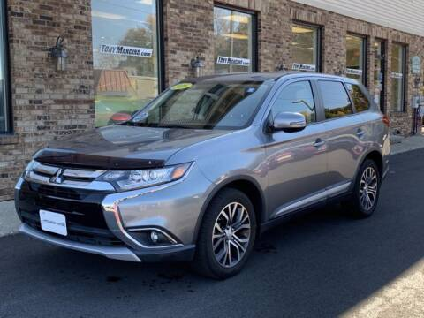 2016 Mitsubishi Outlander for sale at The King of Credit in Clifton Park NY