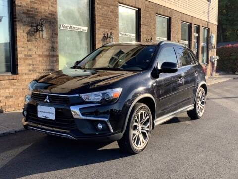 2016 Mitsubishi Outlander Sport for sale at The King of Credit in Clifton Park NY