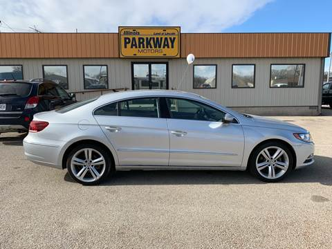 Parkway Motors Used Cars Springfield Il Dealer