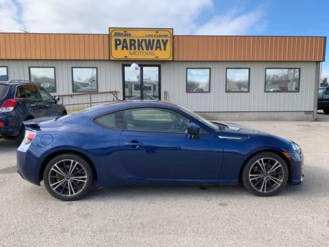 Subaru Brz For Sale In Illinois Carsforsale Com