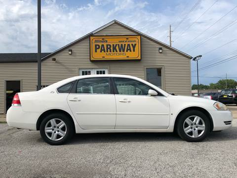 2006 Chevrolet Impala for sale at Parkway Motors in Springfield IL
