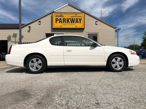 2006 Chevrolet Monte Carlo for sale at Parkway Motors in Springfield IL
