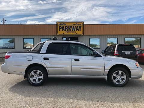 2006 Subaru Baja for sale at Parkway Motors in Springfield IL