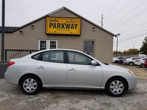 2008 Hyundai Elantra for sale at Parkway Motors in Springfield IL