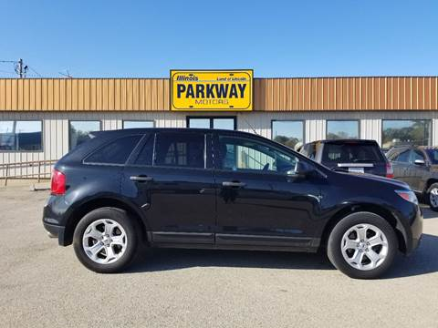 2013 Ford Edge for sale at Parkway Motors in Springfield IL