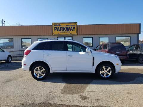 2012 Chevrolet Captiva Sport for sale at Parkway Motors in Springfield IL