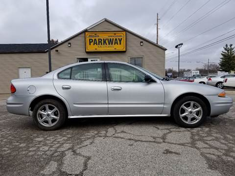 2003 Oldsmobile Alero for sale at Parkway Motors in Springfield IL