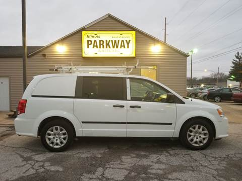 2014 RAM C/V for sale at Parkway Motors in Springfield IL