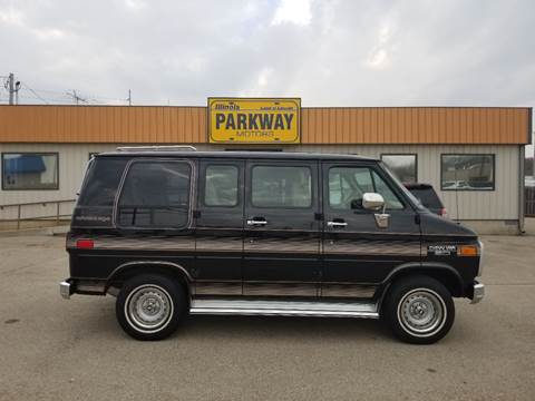 1993 Chevrolet Chevy Van for sale at Parkway Motors in Springfield IL