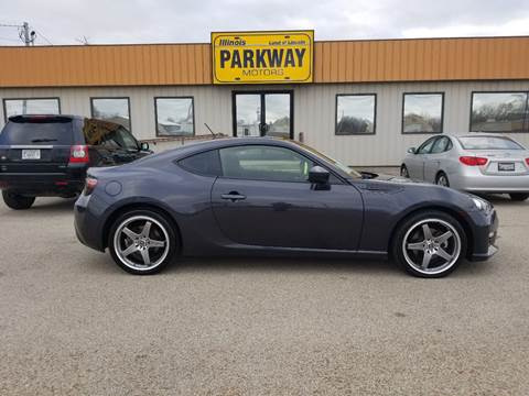 2013 Subaru BRZ for sale at Parkway Motors in Springfield IL