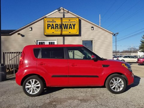 2012 Kia Soul for sale at Parkway Motors in Springfield IL